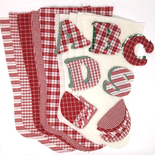 quilted letters - 4
