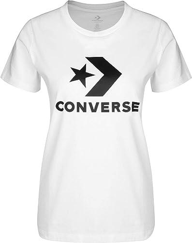 shirt converse femme blanc