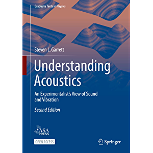 Understanding Acoustics: An Experimentalist's View of Sound and Vibration (Graduate Texts in Physics)