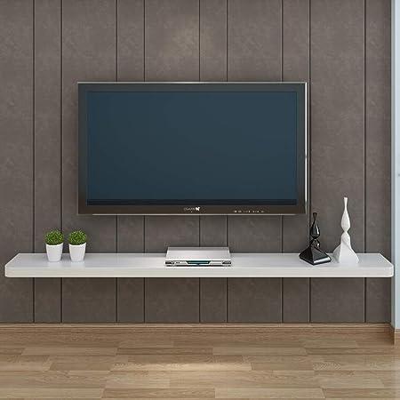 XINGPING-Shelf - Estantería de Pared para TV, para Colgar en la ...
