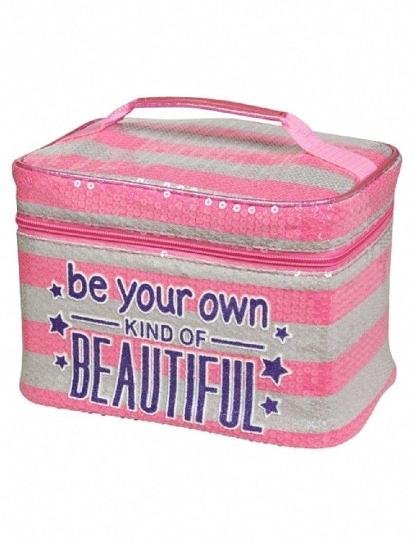 Amazon.com : Justice For Girls Beautiful Mega 55pc Make-Up Kit ...
