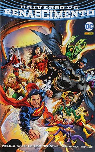 Universo DC: Renascimento - Capas Sortidas