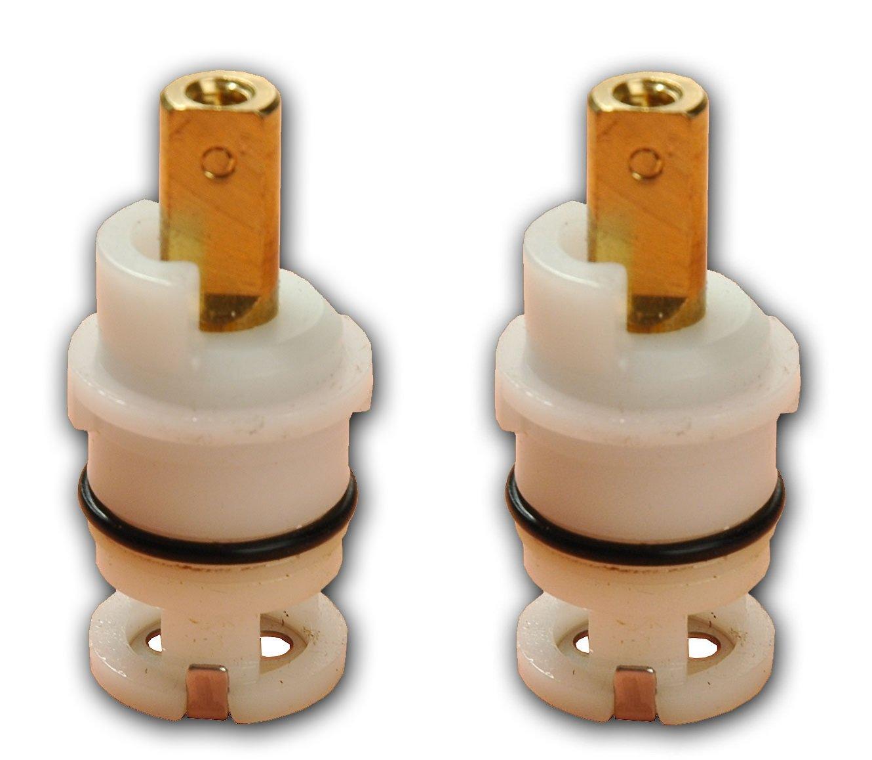 Fit Delta Faucet RP24096 Stem Unit, 2-piece Pack - By Plumb USA ...