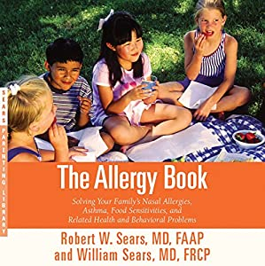 The Allergy Book Audiobook