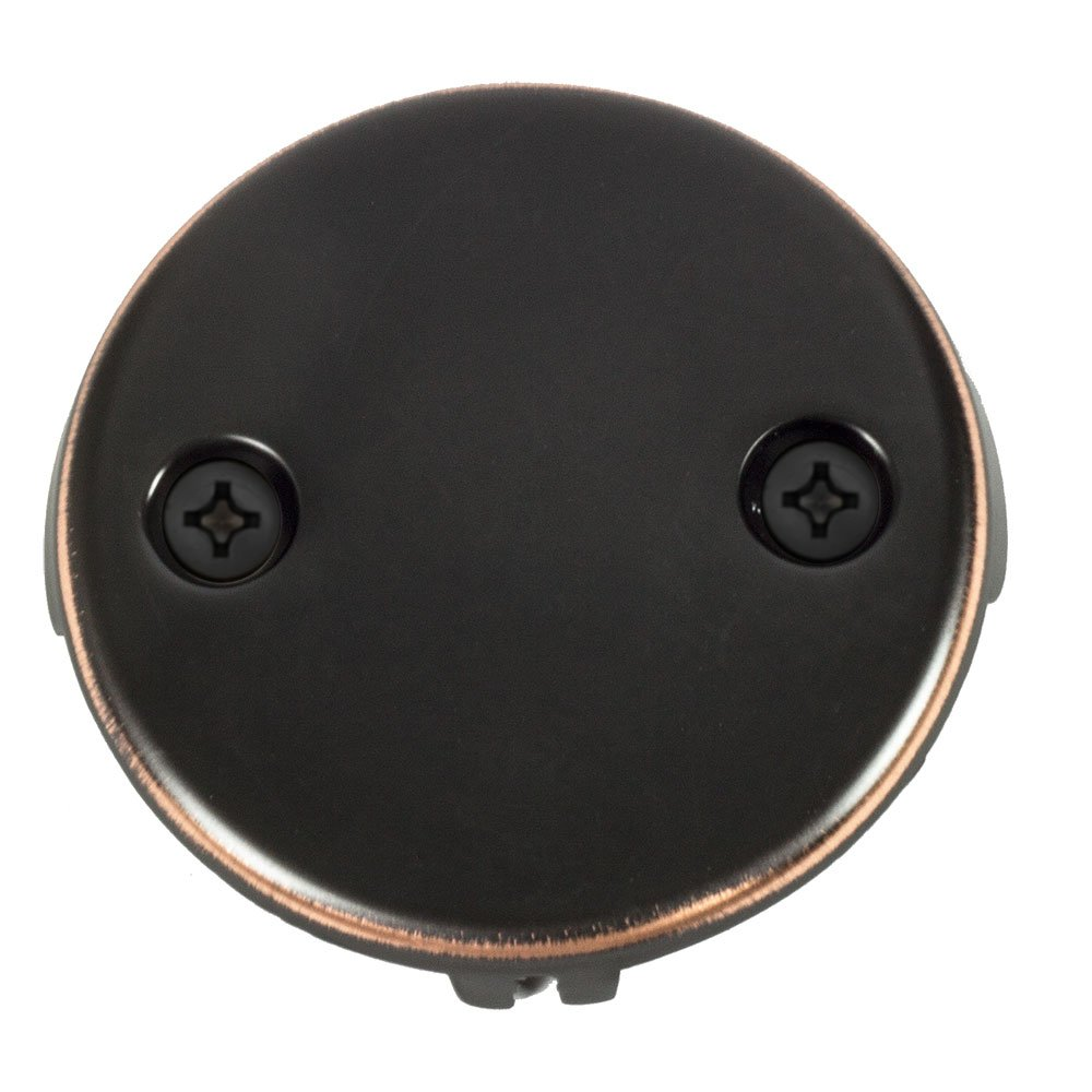 Bennington Toe Touch Bathtub Tub Drain Overflow Conversion Kit, Oil Rubbed Bronze