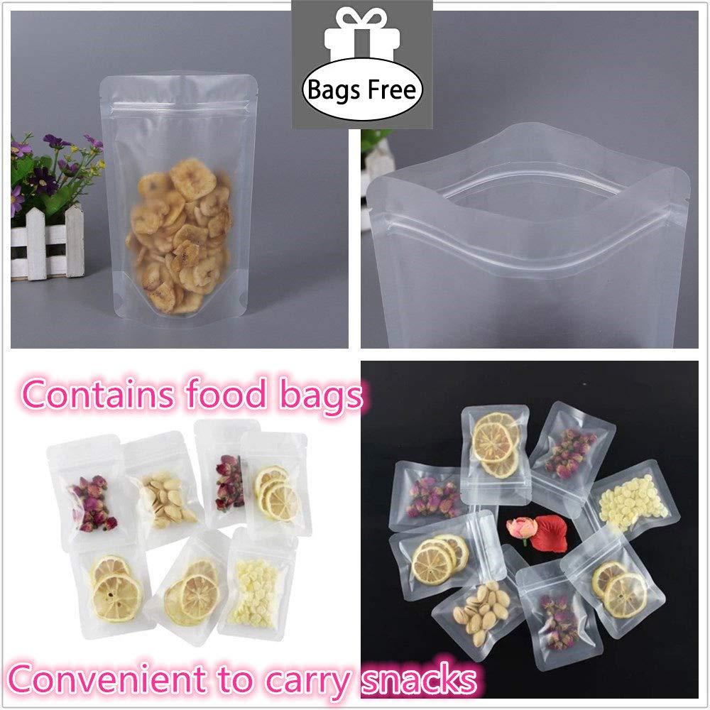 4 piezas de cocina antiadherente hojas de deshidratador de silicona para secadora de frutas / malla de vapor de silicona, hojas de deshidratador de ...