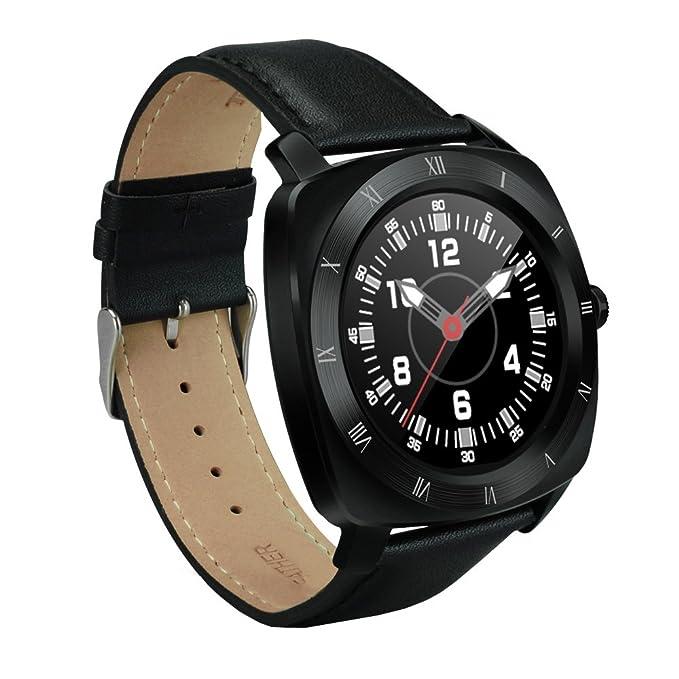 dm88 Smartwatch Monitor de frecuencia cardíaca reloj para ...