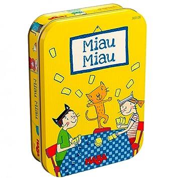 Haba Miau 303128 Amazon Es Juguetes Y Juegos