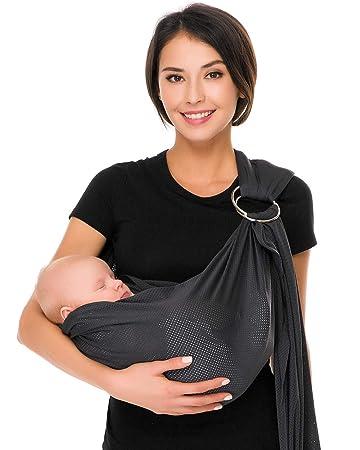 Amazon.com: Portador de bebé de tela de malla ...