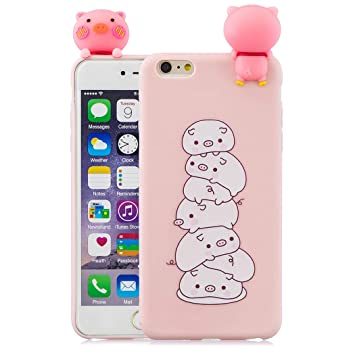 coque 3d iphone 6 silicone