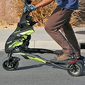 Trikke 48V Deluxe Electric Scooter