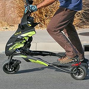 Trikke 48V Deluxe Electric Scooter