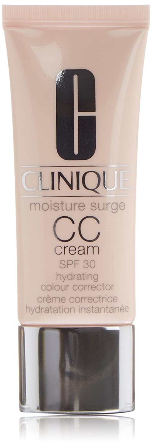 Clinique Moisture Surge All Skin Types CC SPF 30 Hydrating Colour Corrector Cream, light, 1.4 Ounce
