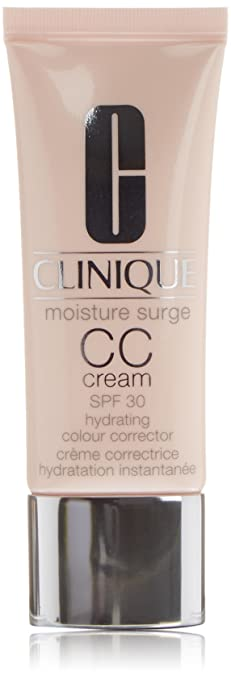 Clinique Moisture Surge All Skin Types CC SPF 30 Hydrating Colour Corrector Cream, light, 1.4 Ounce Best CC Cream