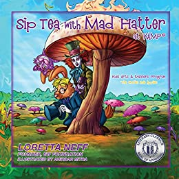 Sip Tea With Mad Hatter At KAMP EW Foundation Character
