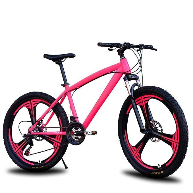 KNFBOK Bicicleta Trek Adulto 21-Velocidad Bicicleta de Campo a ...