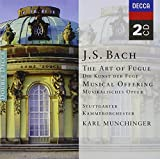 Classical Music : Bach: The Art of Fugue / Musical Offering