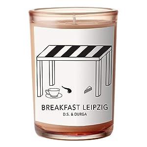 D.S. & Durga Breakfast Leipzig Candle 7 oz
