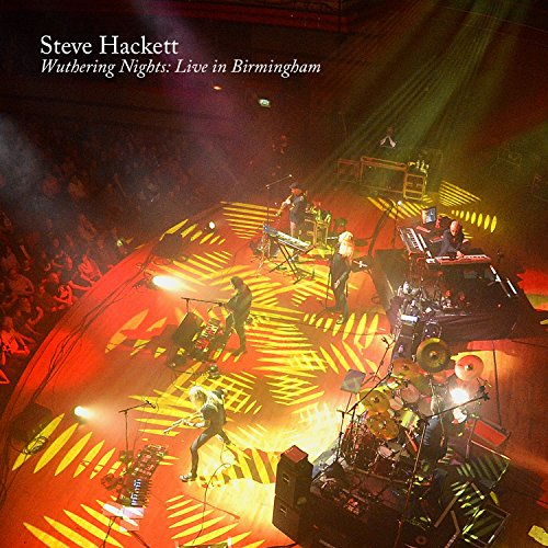 Wuthering Nights: Live Birmingham (2CD+2DVD)