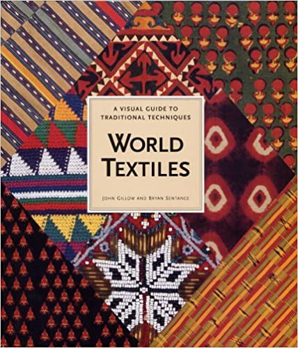 Book World Textiles: A Visual Guide to Traditional Techniques