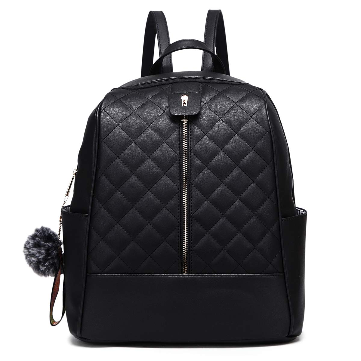Amazon.com  Faux Leather Backpack Purse for Women c6d5abc0b1
