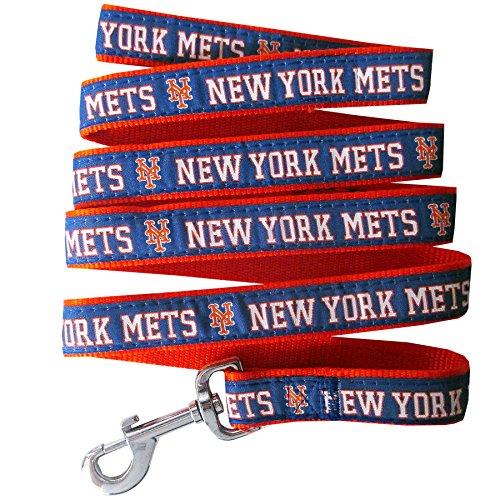 - MLB NEW YORK METS Dog Leash, Large