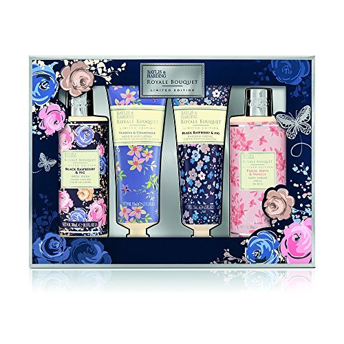 Baylis & Harding Royale Bouquet Midnight Ultimate Indulgence Collection by Baylis & Harding