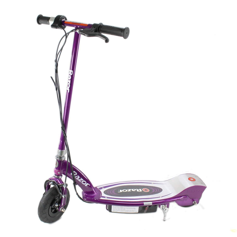 Amazon.com: Razor E100 - Patinetes eléctricos recargables ...