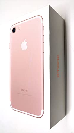 Apple IPhone 7 32 GB Unlocked Rose Gold US Version