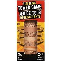"Jenga, Small Wood Block Tower Game, Jenga Tower Game 4.5"", Board Game"