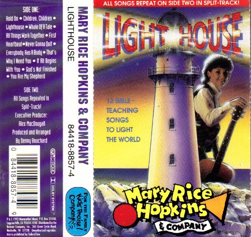 Lighthouse - 12 Bible-Teaching Songs to Light the World