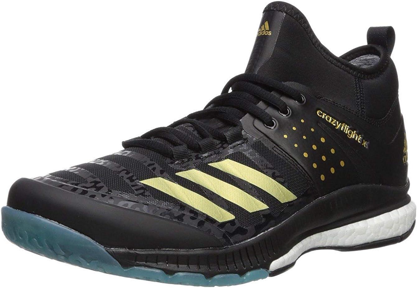 adidas Men's Crazyflight X Mid Volleyball Shoe