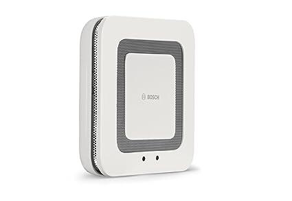 Bosch - Detector de Humo con Sensor de Calidad del Aire, Versión para Alemania,