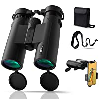 Deals on BFULL 10x42 Compact Binoculars