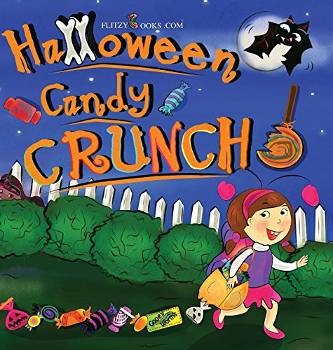 Halloween Candy Crunch! (Flitzy Books Rhyming Series)