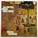 16th- Century French Dance Music / Musica Reservata, Michael Morrow, John Beckett