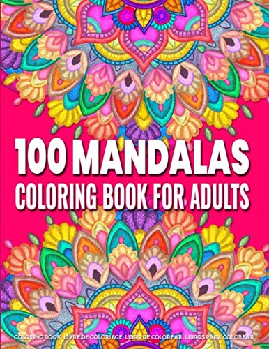 100 Best Mandalas Coloring Books Of All Time Bookauthority