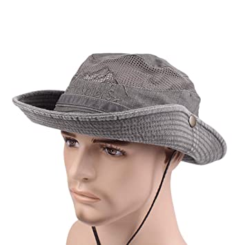 Amazon.com: Excursion Sports - Sombrero de malla con visera ...