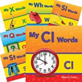 More Consonants, Blends, and Diagraphs 21-Book Set (Classroom Library Collections)