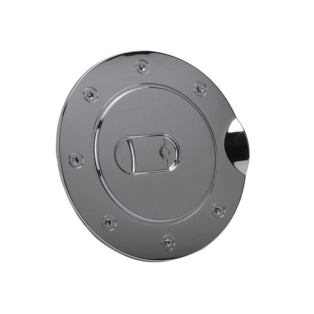 Poweka Fuel Tank Gas Door Cap Cover