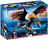 Playmobil - 5482 - Figurine - Grand Dragon Royal Avec Flammes Lumineuses