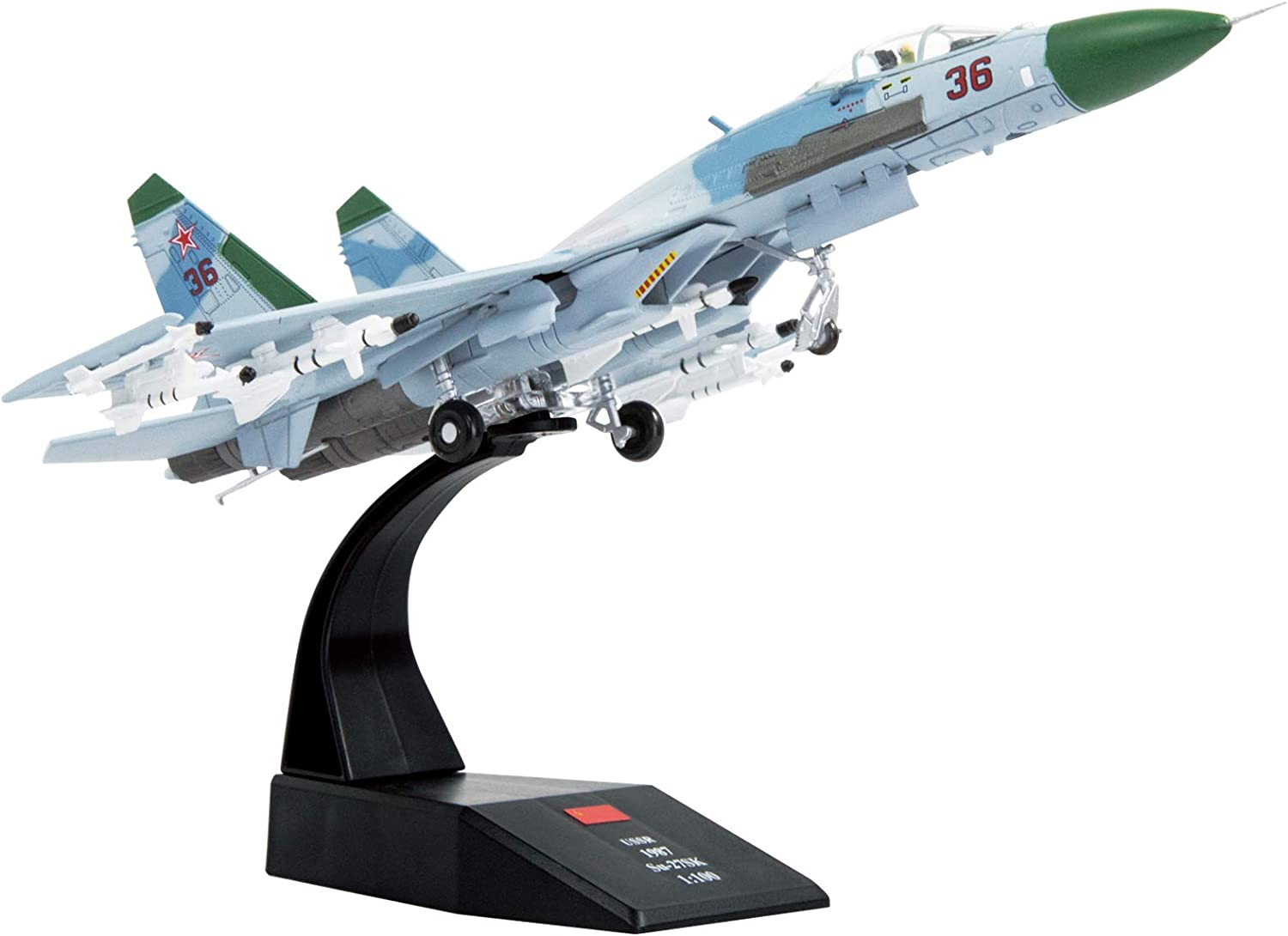 Lose Fun Park 1:100 F-15 Strike Eagle Diecast Metal Fighter Military Planes Models Jet Model Airplane for Collection