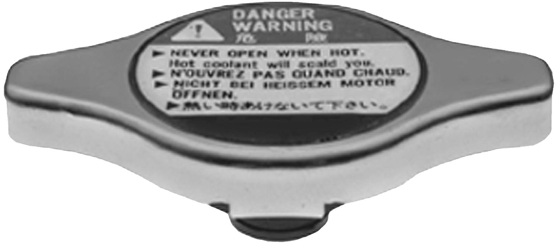 ACDelco 12R19 Professional 16 P.S.I. Radiator Cap