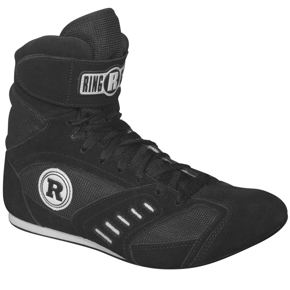 Ringside Power High Top Muay Thai MMA Wrestling Boxing Shoes by Ringside