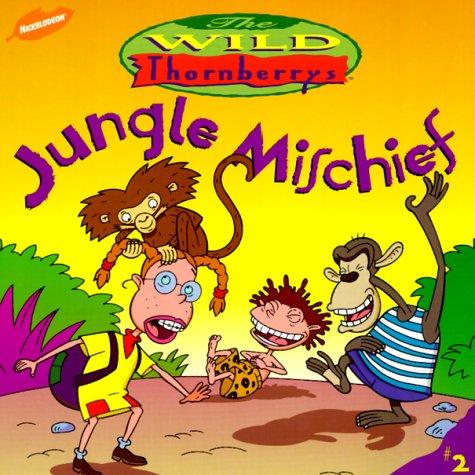 Jungle Mischief (Wild Thornberrys) ebook