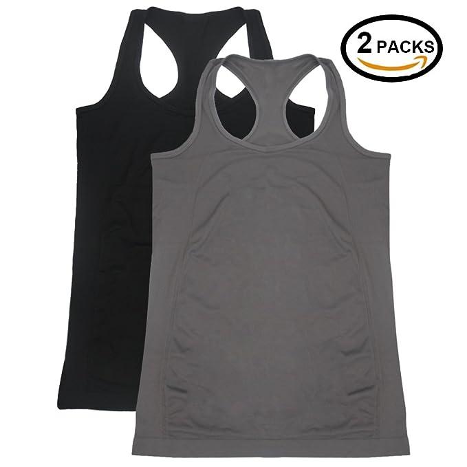 8c9f2cc724f Amazon.com  Semath Workout Camisole