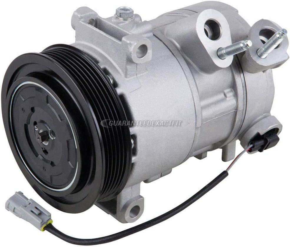 For Jeep Compass /& Patriot AC Compressor w//A//C Repair Kit BuyAutoParts 60-85884RK New