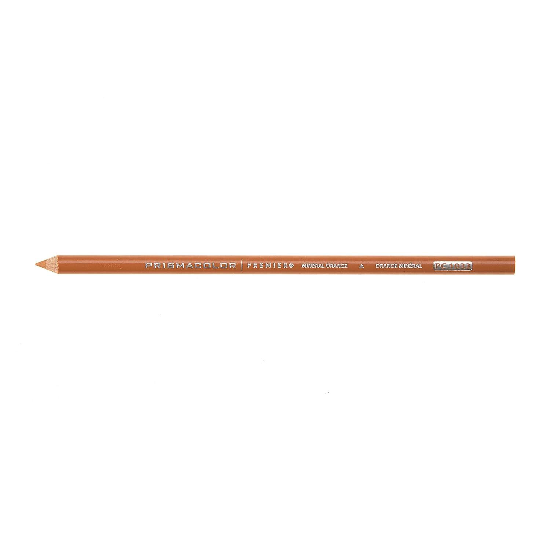 12 Pack Mineral Orange 3417 PRISMACOLOR PREMIER Colored Pencils № PC1033