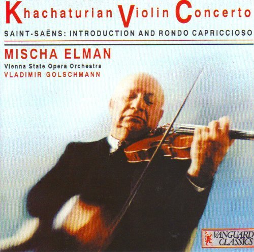 Khachaturian: Violin Concerto                                                                                                                                                                                                                                                    <span class=