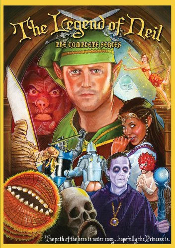 The Legend of Neil: The Complete Series ()